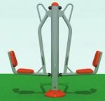 Основная нагрузка на бедренные мышци